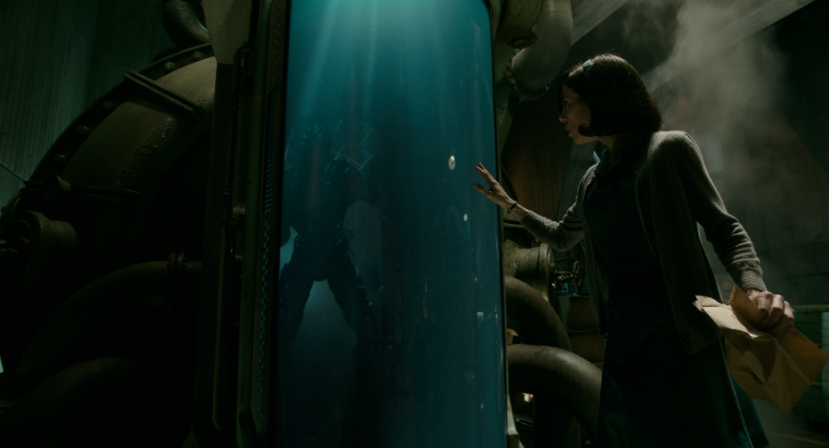 """The Shape of Water"": Monster-Märchen um die Bestie Mensch von Guillermo del Toro"