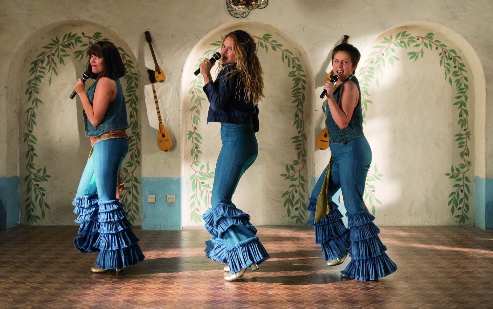 "Mamma Mia 2"" – Kritik – Film plus Kritik – Online-Magazin für Film & Kino"