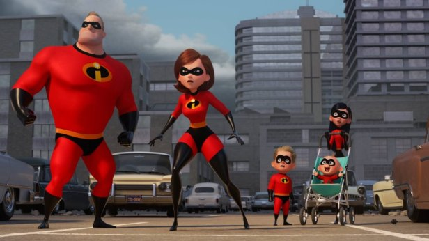 RELEASE DATE June 15 2018 TITLE Incredibles 2 STUDIO DIRECTOR Brad Bird PLOT Bob Parr Mr Inc
