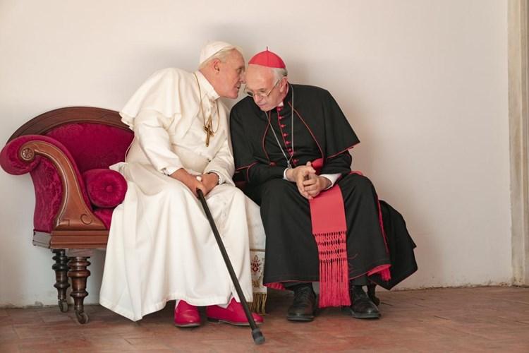 Die Zwei Päpste Kritik
