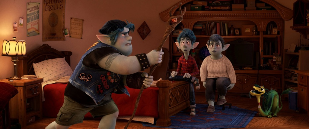 Onward - Pixar Berlinale