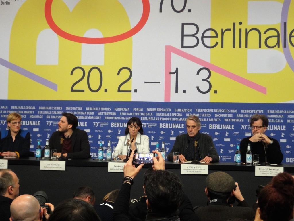 Die Jury der Berlinale 2020
