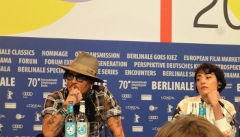 Johnny Depp Berlinale